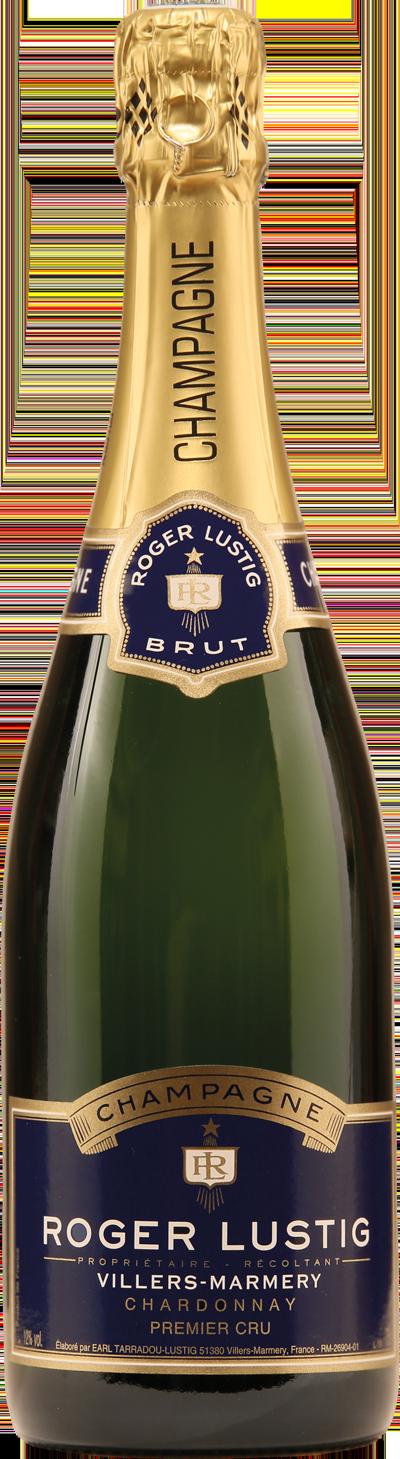 Champagne Roger Lustig - Cuvée Brut - Chardonnay Premier Cru