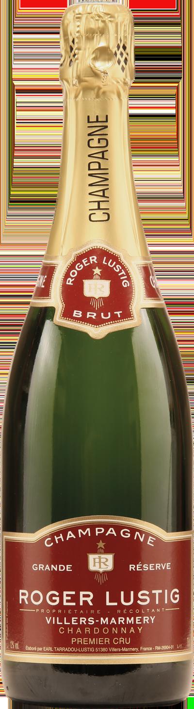 Champagne Roger Lustig - Cuvée Grande Réserve - Chardonnay Premier Cru